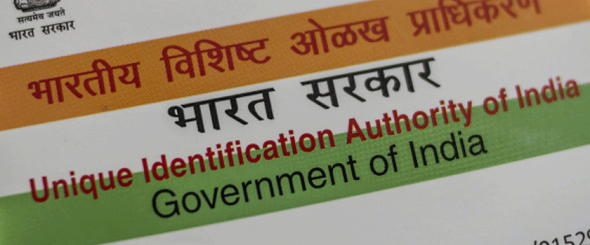 India - #Aadhaar has made me an orphan of our democracy